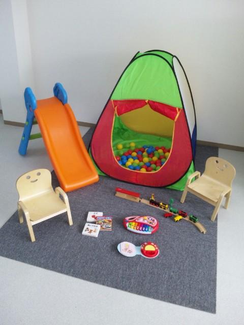 療育サポートセンタークレアの教室写真